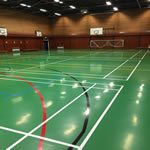 court marking / Sports floor nottingham